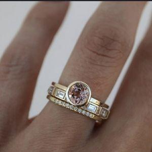 3 piece Fashion rings
